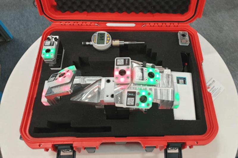Package d'outils de mesure semi-automatisé