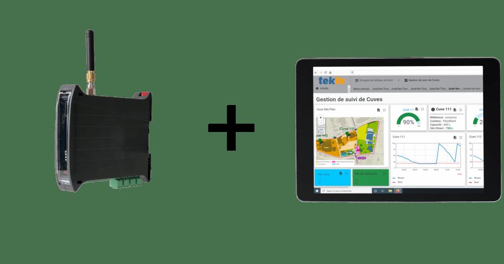Solution IoT globale TEKIN