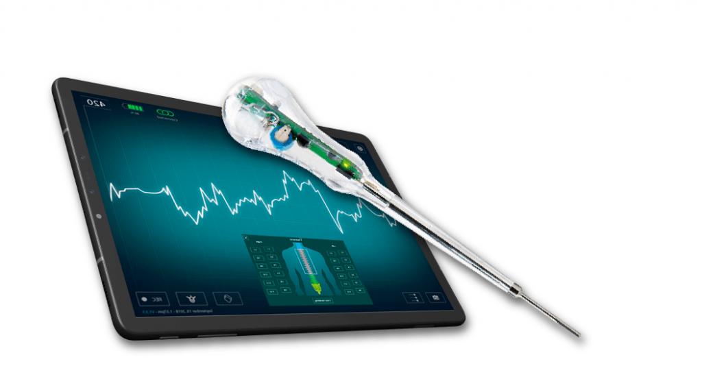 instrument chirurgical connecté e-santé iot