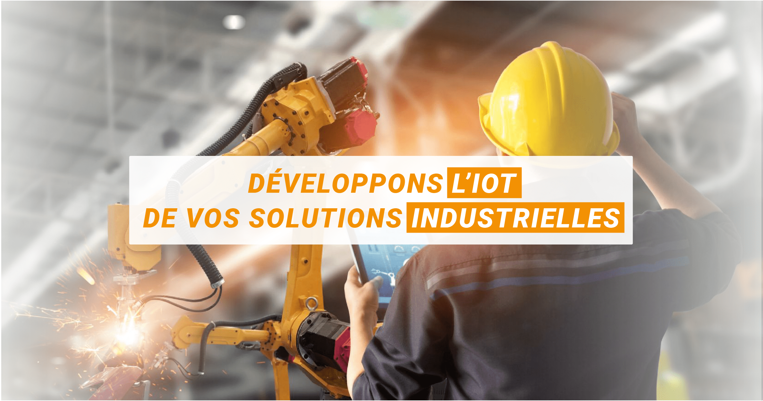 Industrie connectée_Industrie IoT