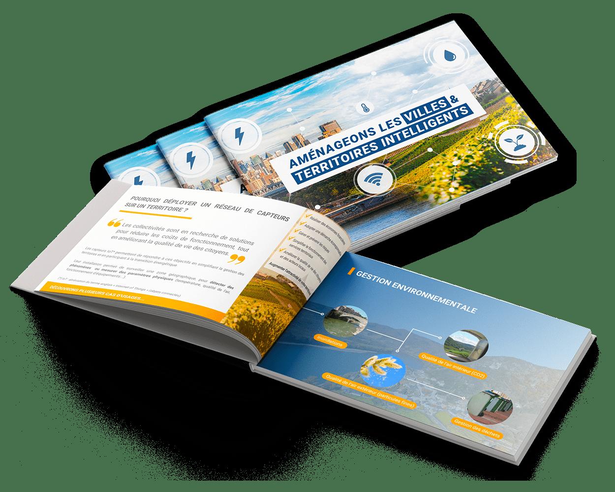 Villes et Territoires Intelligents_IoT_Brochure_TEKIN