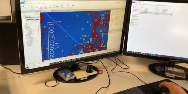 conception du circuit imprimé_routage_conception d'une carte électronique