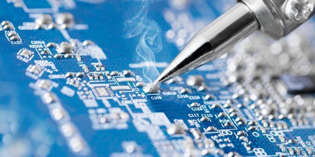 fabrication de prototypes électronique_conception d'une carte électronique