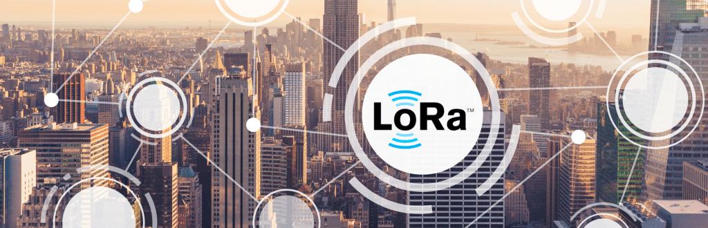 Technologie LoRa
