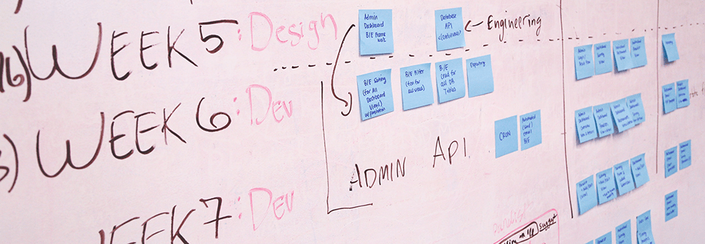 gestion de projet iot